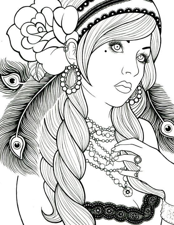 Coloriages zen pour adultes page 3 - Coloriage adulte anti stress ...
