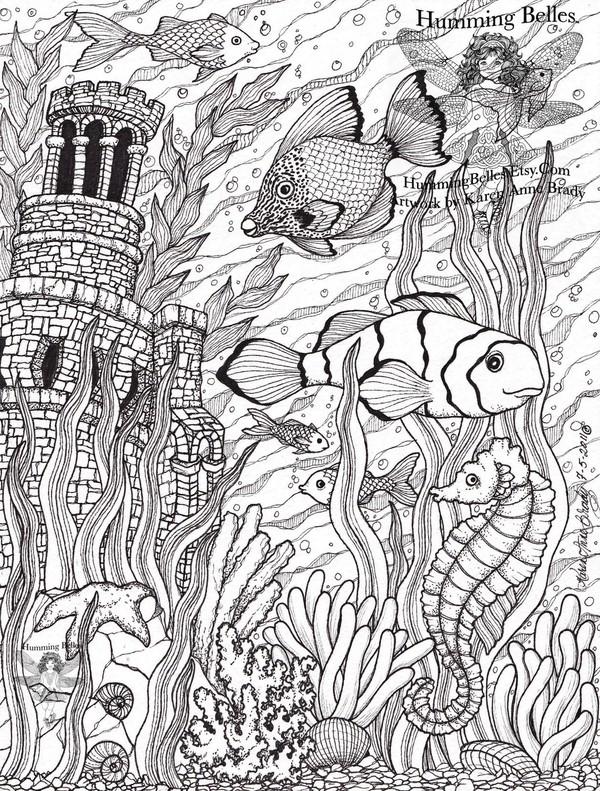Coloriages zen pour adultes page 7 - Coloriage a imprimer pour adulte ...