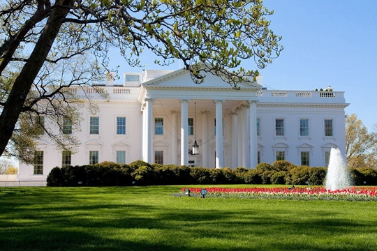 La maison blanche etats unis for Adresse de la maison blanche